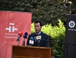 مصر اليوم - أشرف صبحي  يوكد أن مصر قادرة على استضافة أي حدث رياضي عالمي مهما كان حجمه
