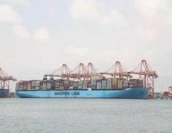 مصر اليوم - 34 ألف طن حركة الصادرات و52 ألف طن واردات في ميناء دمياط