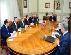 مصر اليوم - السيسي يصدق على تعديلات قانون بشأن الفصل من العمل والخدمة المدنية