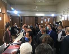 مصر اليوم - نقيب المحامين المصري  يصدر قرارا بشأن الاستثناء من النقل تلقائيا إلى جدول غير المشتغلين