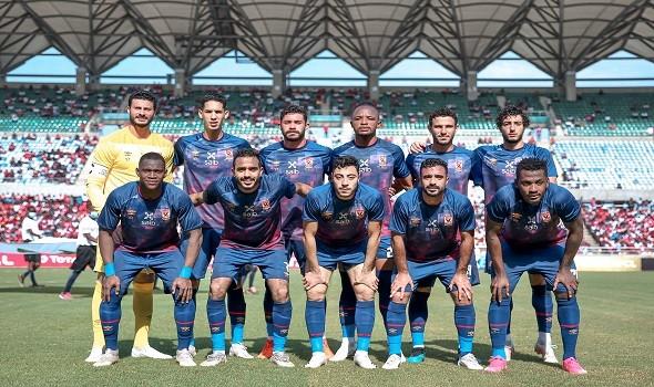 مصر اليوم - الخطيب يلتقي لاعبي الأهلي استعدادا لمباراة الإنتاج الحربي