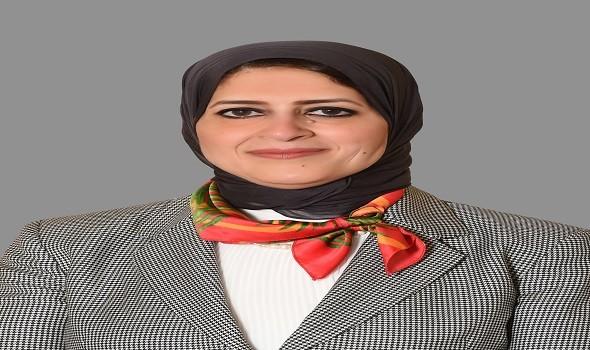 مصر اليوم - وزيرة الصحة المصرية هالة زايد تتسلم درع شكر من سفارة كوريا الجنوبية
