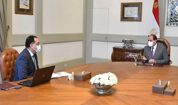 مصر اليوم - السفير المصري في براغ يلتقي رئيس الوزراء التشيكي