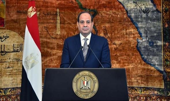 مصر اليوم - الرئيس السيسي يتقدم الجنازة العسكرية للمشير طنطاوي