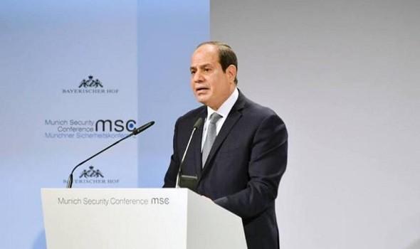 مصر اليوم - الرئيس السيسي يتسلم تقرير التنمية البشرية في مصر لعام 2021 والأمم المتحدة تشيد بمعدلات النمو