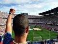 مصر اليوم - برشلونة ينفي اهتمامه بضم أوباميانغ من آرسنال