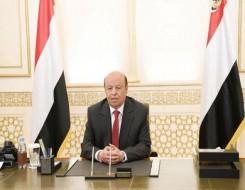 مصر اليوم - الرئيس اليمني يشيد بدور مصر والسعودية في ذكرى ثورة سبتمبر