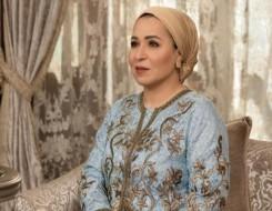 مصر اليوم - السيدة انتصار السيسي تهنئ الشعب المصري بالمولد النبوي