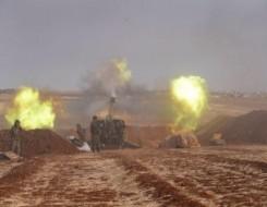 مصر اليوم - الدفاعات الجوية السورية تتصدى لصواريخ معادية في سماء الدفاعات الجوية السورية تتصدى لصواريخ معادية في سماء دمشق