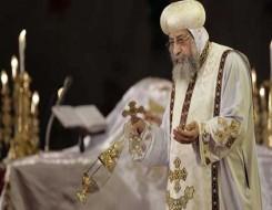 مصر اليوم - البابا تواضروس يبحث مع الأنبا يوساب شئون إيبارشية الأقصر