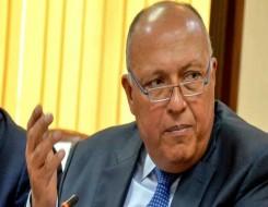 مصر اليوم - سامح شكري يستقبل وزير الدولة البريطاني للشرق الأوسط لبحث العلاقات الثنائية