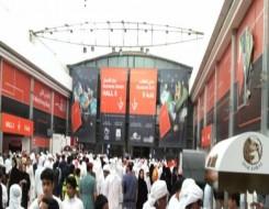 مصر اليوم - معرض الشارقة الدولي للكتاب في مركز إكسبو الشارقة بمشاركة 85 كاتبًا من 22 دولة
