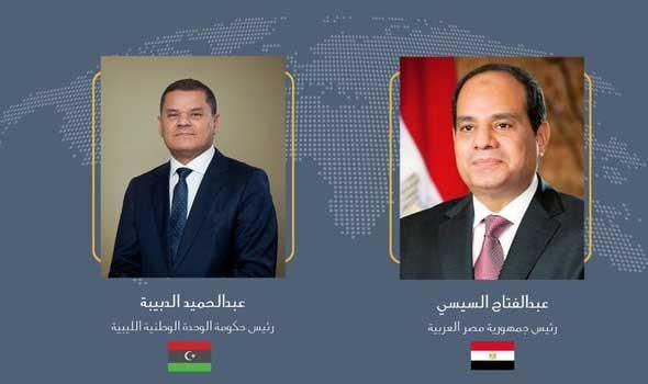 مصر اليوم - ترحيب ليبي بمذكرات التفاهمات التي أبرمتها حكومة الوحدة الوطنية مع مصر