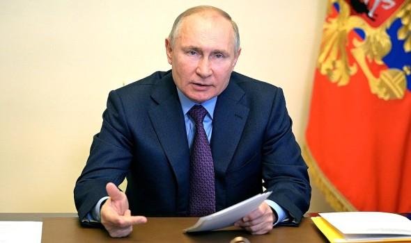 مصر اليوم - قمة روسية ـ سورية في موسكو وبوتين يهنئ الأسد بعيد ميلاده ويدخل العزل الذاتي