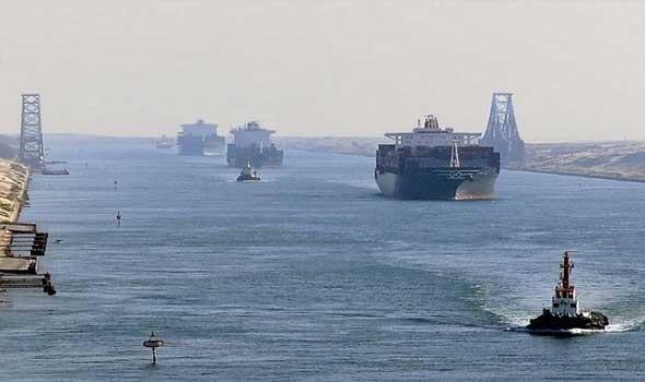 مصر اليوم - قناة السويس ثاني أكبر الشركات اللوجيستية في الشرق الأوسط