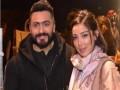 مصر اليوم - تامر حسني وزوجته يقرران إطلاق عطر فرنسي يحمل توقيعهما في عيد الحب