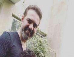 مصر اليوم - وائل جسار لا يرفض ظهور زوجته في كليباته