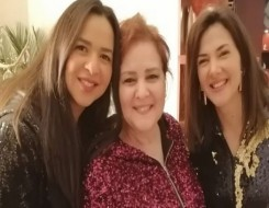 مصر اليوم - رسالة مؤثرة من دنيا سمير غانم إلى والدتها الراحلة دلال عبد العزيز