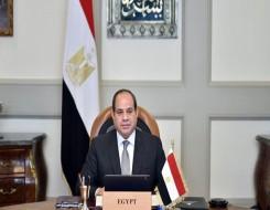 مصر اليوم - السيسي يبحث مع ميركل أزمة سد النهضة والوضع في ليبيا والنووي الإيراني وإحياء عملية السلام