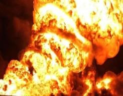 مصر اليوم - حريق في إحدى محطات ميناء بندر عباس جنوبي إيران يتسبب في قطع الكهرباء عن بعض أحياء المدينة