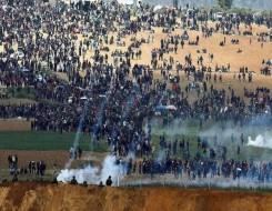 مصر اليوم - وزارة الصحة الفلسطينية في غزة تعلن وصول 21 شهيداً من بينهم تسعة أطفال و65 إصابة