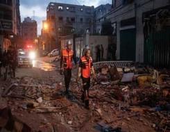 مصر اليوم - الطائرات الاسرائيلية تنتقم من غزة وتحصد 25 شهيدًا والمقاومة لا تستبعد عملية برية واسعة
