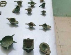 مصر اليوم - مُراجعة دقيقة لكنوز مصر من المعادن النفيسة في المتاحف يُجريها الخُبراء بصورة مُنتظمة للحفاظ عليها