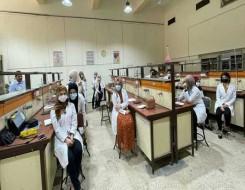 مصر اليوم - جامعة الأزهر تخصص رابط خاص لتسجيل طلابها للحصول على لقاح كورونا