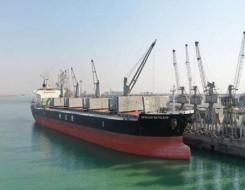 مصر اليوم - تداول 25 سفينة للحاويات والبضائع في ميناء دمياط خلال يوم