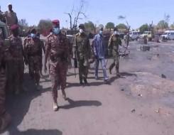 مصر اليوم - الشرطة السودانية تنتشر بشكل مكثف في الشوارع الجانبية في الخرطوم  وتطلق الغاز المسيل للدموع وسط العاصمة