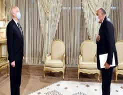 مصر اليوم - الرئاسة التونسية أعلنت أن زيارة شكري لتونس فرصة لتجديد شكر مصر على الوقفة التضامنية النبيلة معنا
