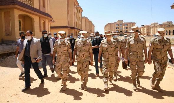 مصر اليوم - انطلاق فعاليات التدريب المصري السوداني المشترك «حارس الجنوب ــ 1»
