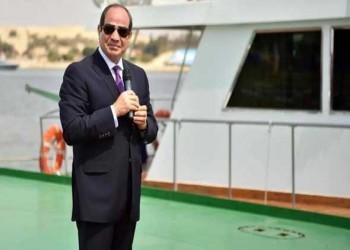 مصر اليوم - السيسي يفتتح أضخم محطة معالجة مياه في العالم