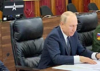مصر اليوم - بوتين يرحب بمنح مصر مكانة شريك للحوار في منظمة شنغهاي