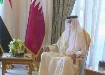مصر اليوم - وزير خارجية قطر يتسلم أوراق اعتماد أول سفير مصري منذ 2017