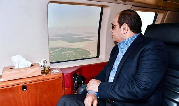 مصر اليوم - الرئيس السيسي يوجه بتوفير الرعاية الطبية الكاملة للإعلامي حمدي الكنيسي