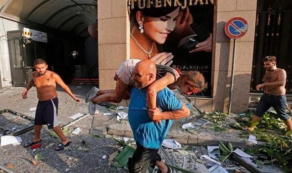 مصر اليوم - ميقاتي يؤكد وضع إعادة إعمار مرفأ بيروت ضمن أولويات الحكومة الجديدة