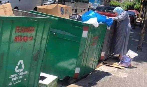 مصر اليوم - فلسطينية تنطلق بمشروعها الحجر الأزرق من بقايا النفايات