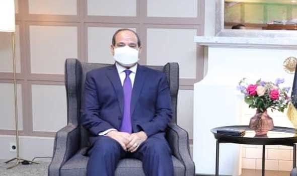 مصر اليوم - السيسي يصدق علي قانون حماية وتنمية البحيرات والثروة السمكية