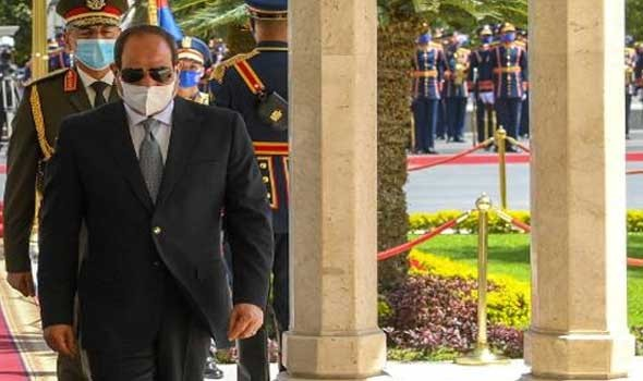 مصر اليوم - الرئيس السيسي سيوجه كلمة لمؤتمر العمل العربي بحضور 21 دولة