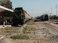 مصر اليوم - السكة الحديد تحقق فى واقعة اعتداء مختل على العاملين في محطة مصر