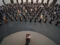 مصر اليوم - رشيدة طليب تبكي في البرلمان الأميركي بعد قرار دعم القبة الحديدية الاسرائيلية