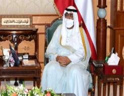 مصر اليوم - تعيين الشيخ أحمد العبد الله رئيساً لديوان ولي العهد في الكويت