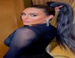 مصر اليوم - ياسمين صبري تخطف الأنظار في فستان أسود اللون