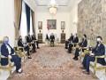 مصر اليوم - مباحثات موسعة بين مصر واليونان في كافة المجالات وتوافق مشترك على ضرورة خروج المرتزقة من ليبيا