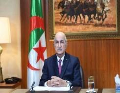 مصر اليوم - الرئيس الجزائري يقرر تنكيس العلم لمدة 3 أيام حدادا على وفاة الرئيس السابق عبد العزيز بوتفليقة