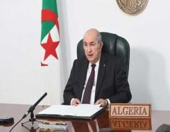 مصر اليوم - الرئيس الجزائري أعلن عن القبض على 22 شخصا مشتبه فيهم بحرائق الغابات