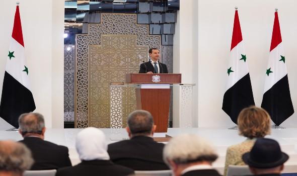 مصر اليوم - سوريا تطوي صفحة العزلة وتعود تدريجياً إلى الحضن العربي وسط مؤشرات عربية ودولية