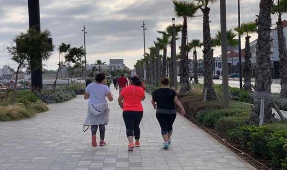 مصر اليوم - مسافة المشي المثالية اليومية لتقليل مخاطر الوفاة