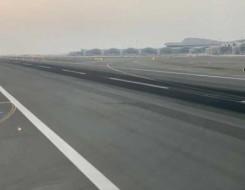 مصر اليوم - انفجار إطارات طائرة مصرية أثناء هبوطها مطار في رومانيا